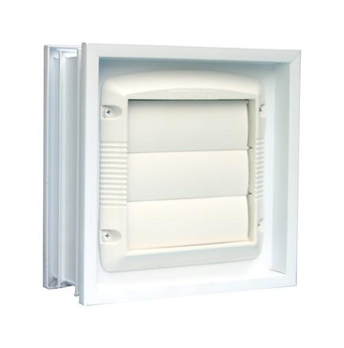 Fresh Air Dryer Amp Power Ventilators Dayton Glass Block