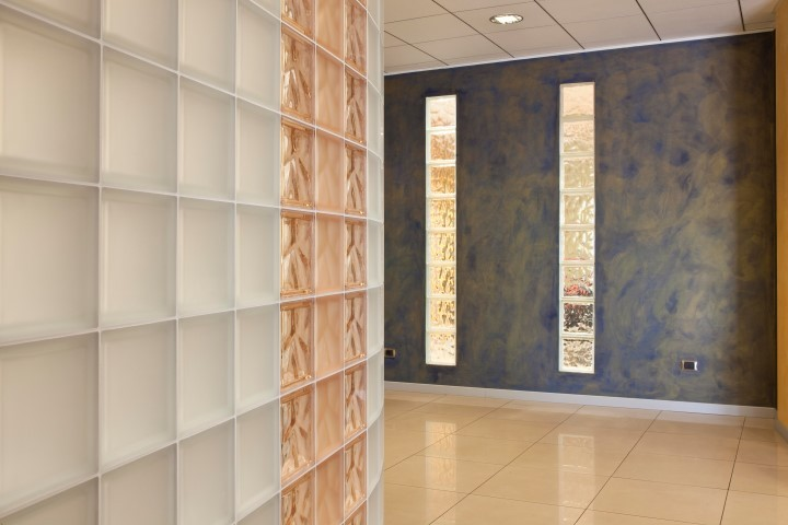 Interior Partition interior partition walls | dayton glass block
