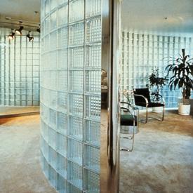 Interior Partition interior partition walls | dayton glass block