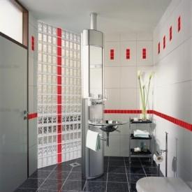 Decorative Bathroom Wall