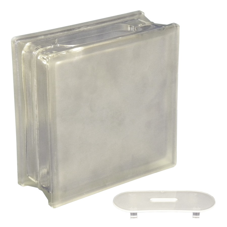 Craft block dayton glass block for Clear glass blocks for crafts